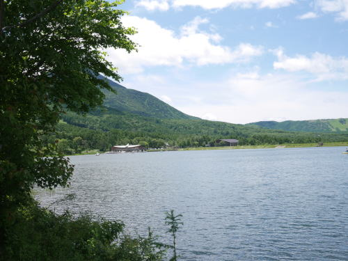 女神湖に・・・。_c0090198_15304095.jpg