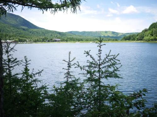 女神湖に・・・。_c0090198_15311526.jpg