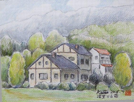 ペンシル画NO22(クレペン画)_d0042817_12583772.jpg