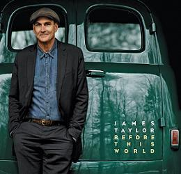 James Taylor「Before This World」(2015)_c0048418_07415211.jpg