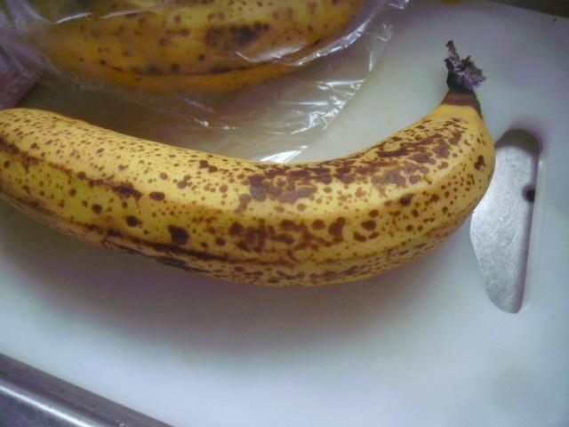 麒麟色のバナナ_b0217741_01482720.jpg