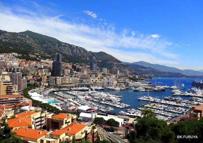 フランス周遊の旅 1  モナコ_a0092659_21185232.jpg