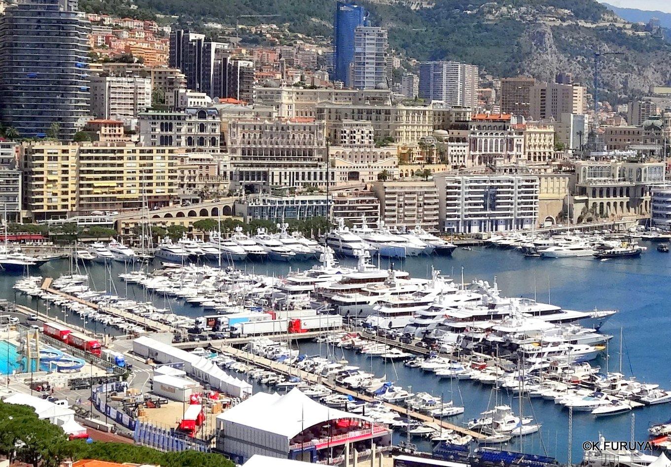 フランス周遊の旅 1  モナコ_a0092659_21405712.jpg