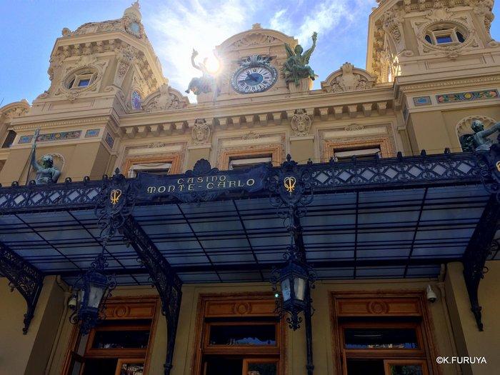 フランス周遊の旅 1  モナコ_a0092659_22263590.jpg