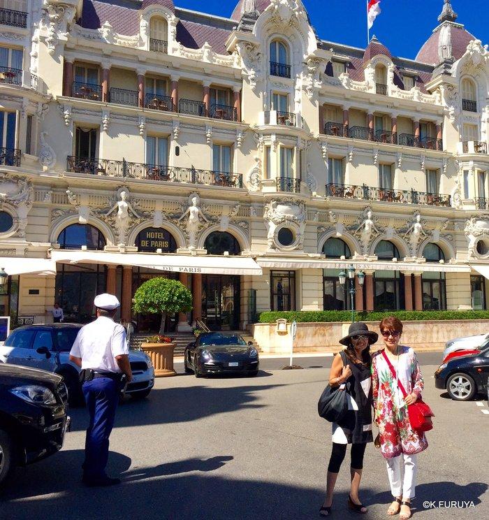フランス周遊の旅 1  モナコ_a0092659_225222.jpg