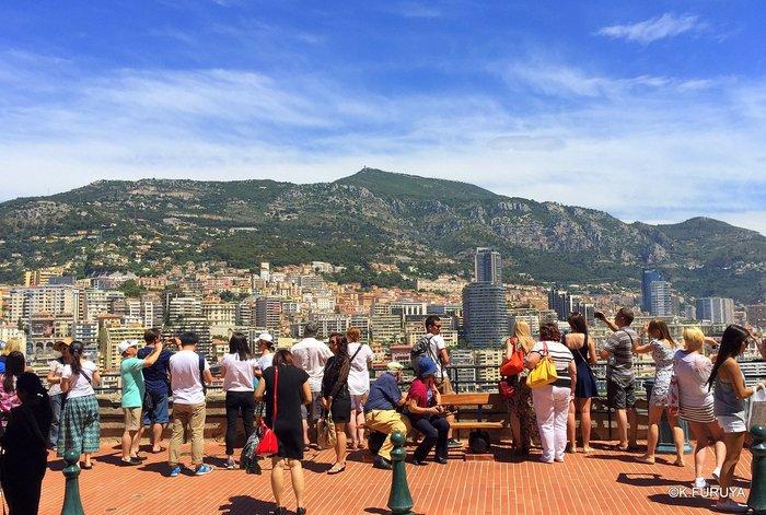 フランス周遊の旅 1  モナコ_a0092659_233887.jpg