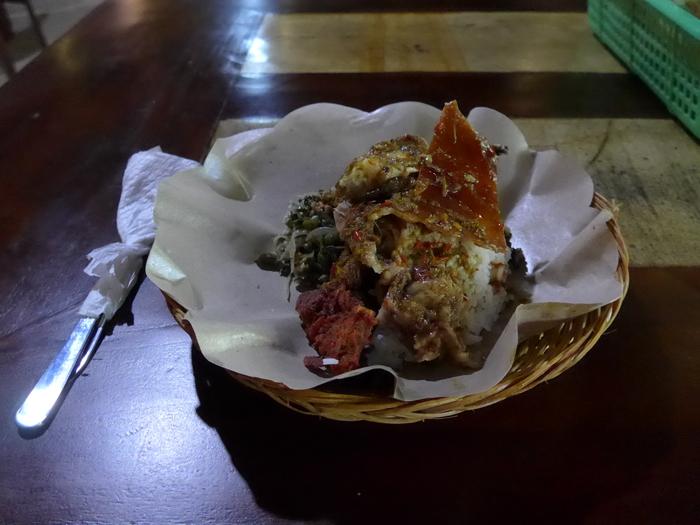 バリ島へ行く。⑪ ~バリ地元料理バビグリンを食す~_f0232060_2150165.jpg