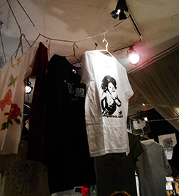 T shirt  2015  Exhibition !!_d0139575_22561025.jpg