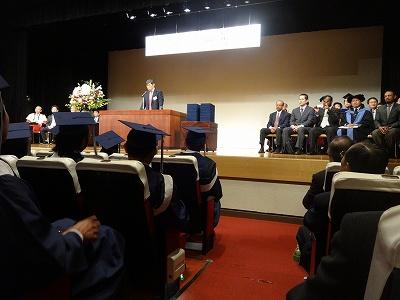 国際大学大学院修了式_b0092684_16521819.jpg