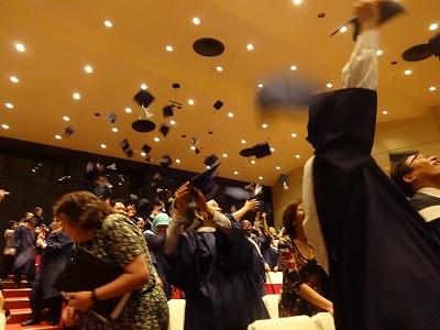 国際大学大学院修了式_b0092684_16531082.jpg