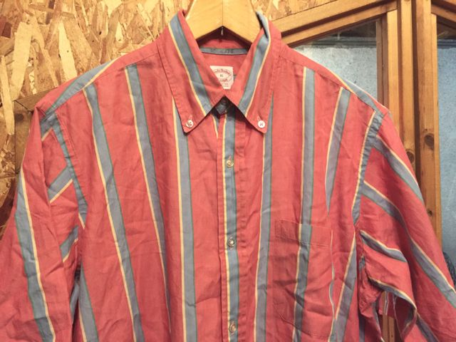 80'S Brooks brothers B.D Shirts 6 button made in the U.S.A!_c0144020_13193588.jpg