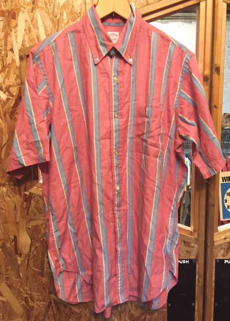 80'S Brooks brothers B.D Shirts 6 button made in the U.S.A!_c0144020_13193741.jpg