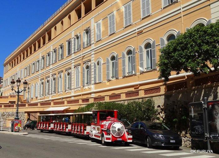 フランス周遊の旅 1  モナコ_a0092659_0441936.jpg