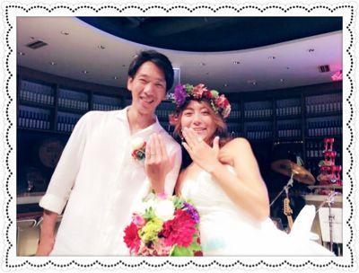 斎藤選手結婚パーティー⭐︎_c0151965_1715573.jpg