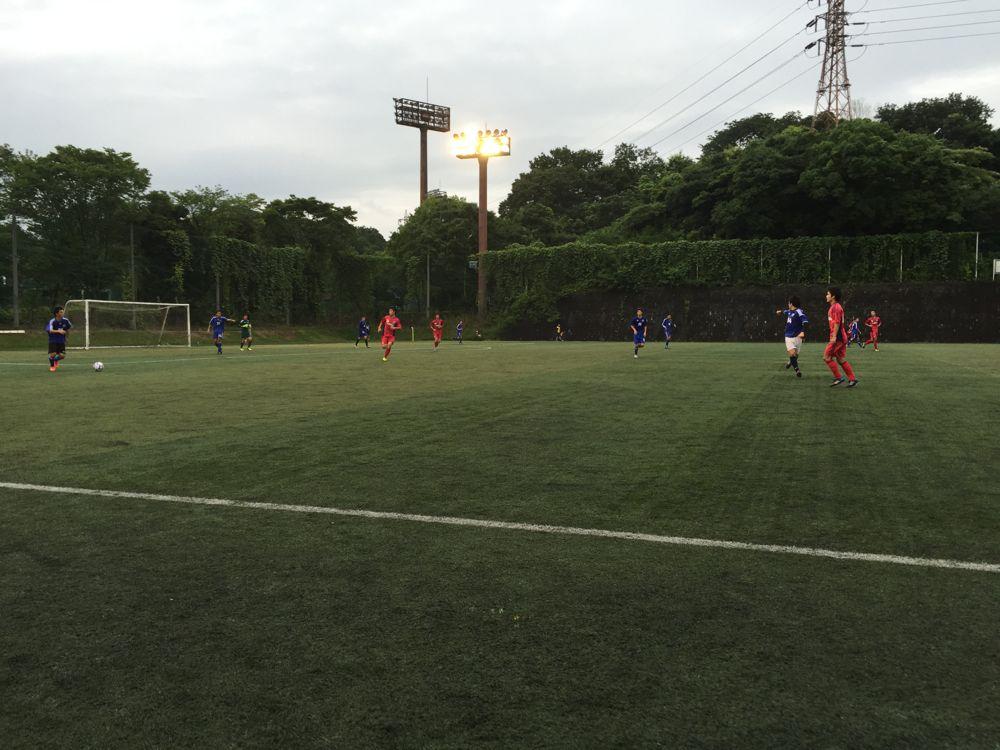 練習試合vs日本体育大学_a0109270_12285711.jpg