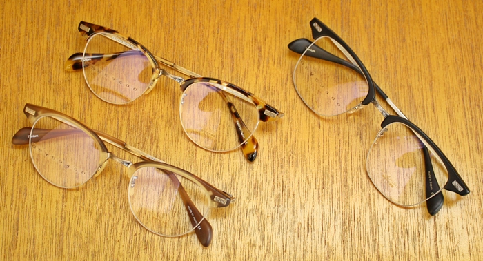 「OLIVER PEOPLES EXECUTIVE Ⅰ、Ⅱ」_f0208675_194112.jpg