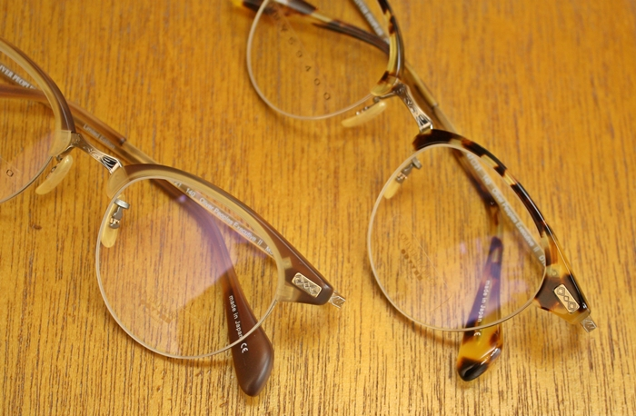 「OLIVER PEOPLES EXECUTIVE Ⅰ、Ⅱ」_f0208675_1945539.jpg