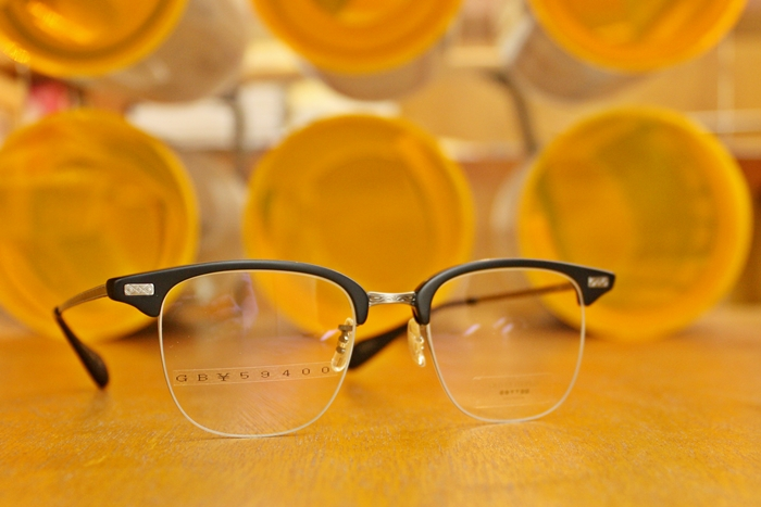 「OLIVER PEOPLES EXECUTIVE Ⅰ、Ⅱ」_f0208675_1954435.jpg