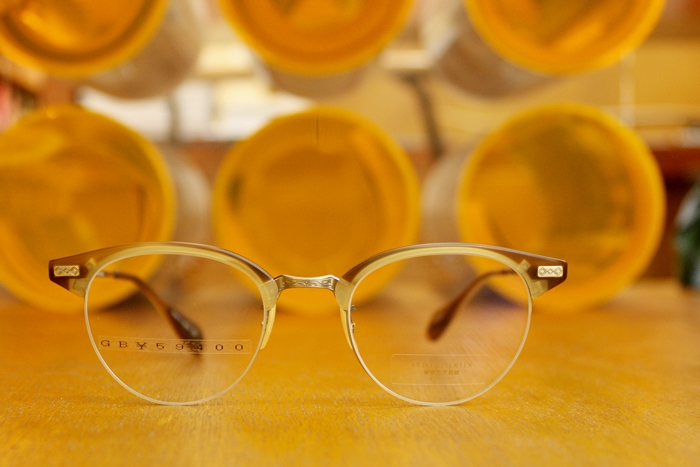 「OLIVER PEOPLES EXECUTIVE Ⅰ、Ⅱ」_f0208675_1962047.jpg