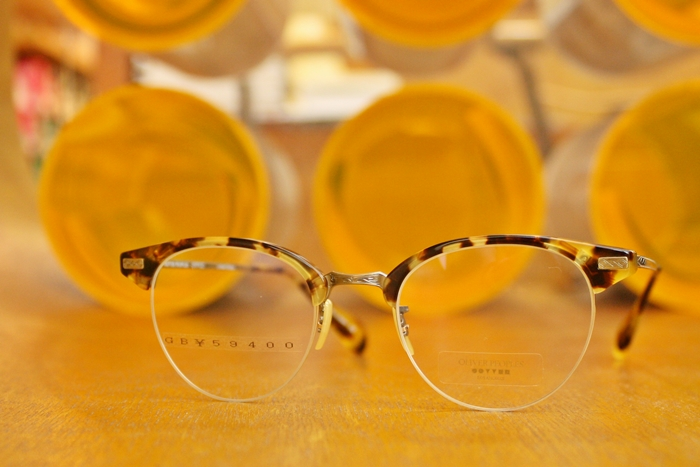 「OLIVER PEOPLES EXECUTIVE Ⅰ、Ⅱ」_f0208675_196563.jpg
