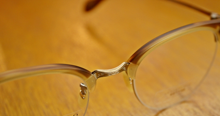 「OLIVER PEOPLES EXECUTIVE Ⅰ、Ⅱ」_f0208675_1965877.jpg