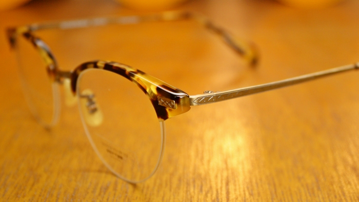 「OLIVER PEOPLES EXECUTIVE Ⅰ、Ⅱ」_f0208675_197935.jpg
