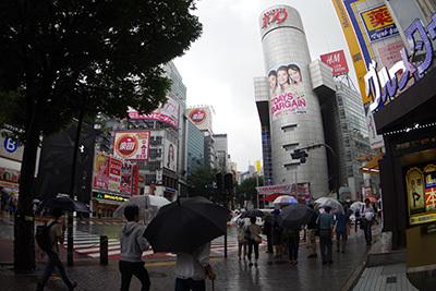 7月6日(月)今日の渋谷109前交差点_b0056983_11230241.jpg