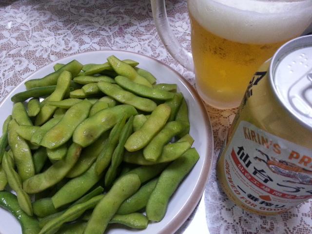 今夜のビールVol.223 キリン一番搾り仙台づくり350ml & 神戸づくり350ml_b0042308_1122611.jpg