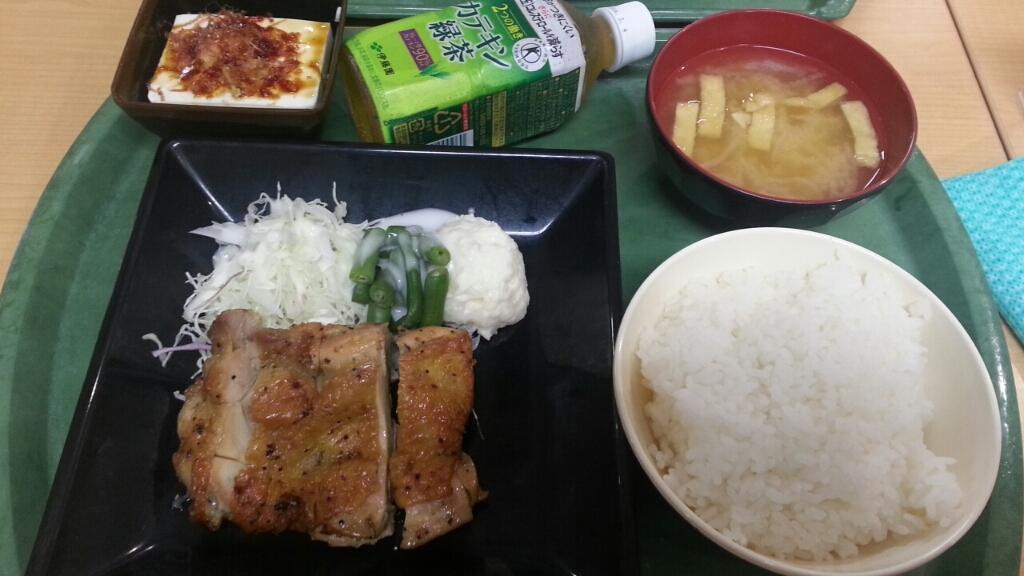 今日の昼食@会社Vol.741_b0042308_12403475.jpg