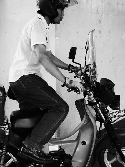 君はバイクに乗るだろう VOL.121_f0203027_15111178.jpg