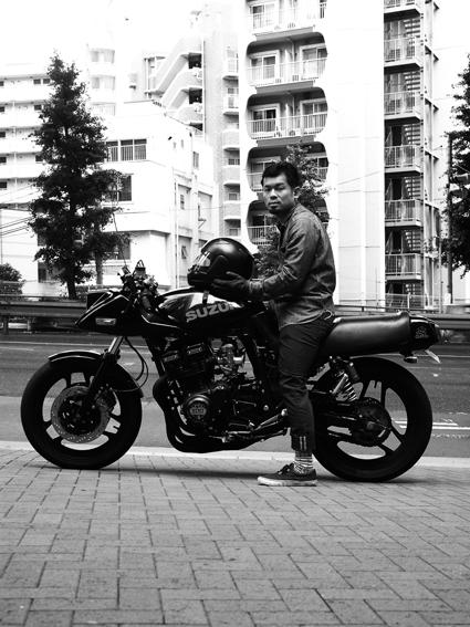 5COLORS「君はなんでそのバイクに乗ってるの?」#98_f0203027_15292468.jpg