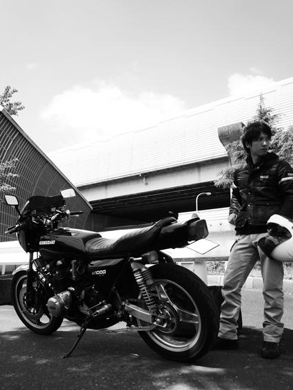 5COLORS「君はなんでそのバイクに乗ってるの?」#98_f0203027_15293594.jpg