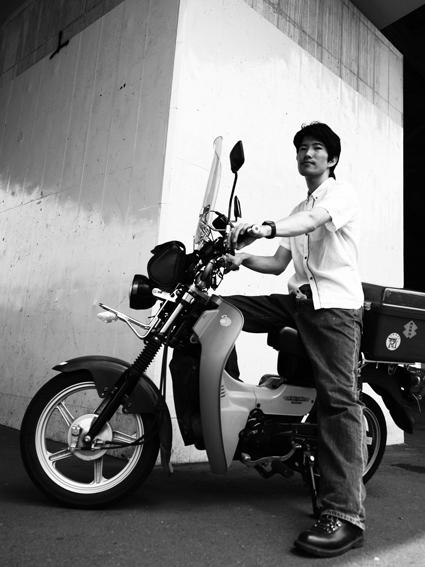 5COLORS「君はなんでそのバイクに乗ってるの?」#98_f0203027_15294334.jpg
