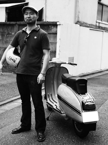 5COLORS「君はなんでそのバイクに乗ってるの?」#98_f0203027_15295249.jpg