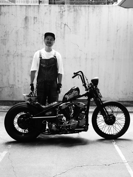 5COLORS「君はなんでそのバイクに乗ってるの?」#98_f0203027_1530027.jpg