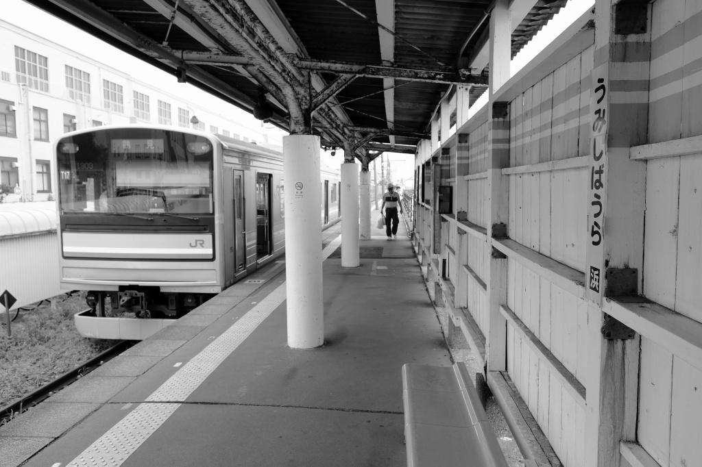 鶴見線・海芝浦駅_f0050534_06462137.jpg