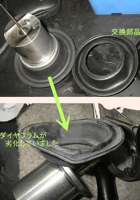BMW R100RSの再整備_e0218639_20322273.jpg