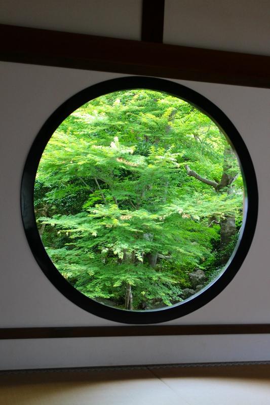 悟りの窓と血天井の『鷹峯源光庵』20150617_e0237645_1843472.jpg