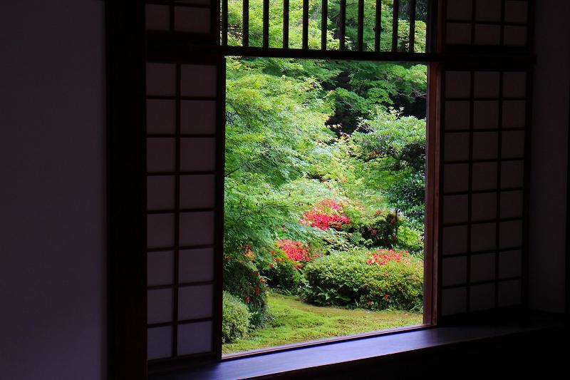 悟りの窓と血天井の『鷹峯源光庵』20150617_e0237645_1844540.jpg
