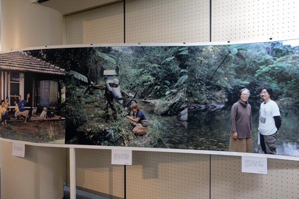 石川真生写真展 『大琉球写真絵巻』 なかのZERO西館 美術ギャラリー_f0117059_2049383.jpg