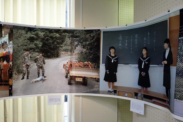 石川真生写真展 『大琉球写真絵巻』 なかのZERO西館 美術ギャラリー_f0117059_20505349.jpg