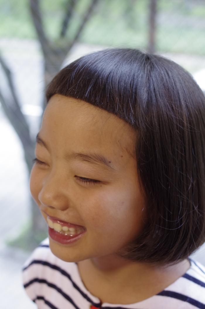 前髪切り過ぎた七夕娘たち_a0272765_16413597.jpg