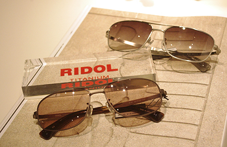 RIDOL サングラス 人気モデルが再入荷!_e0267277_17072848.jpg