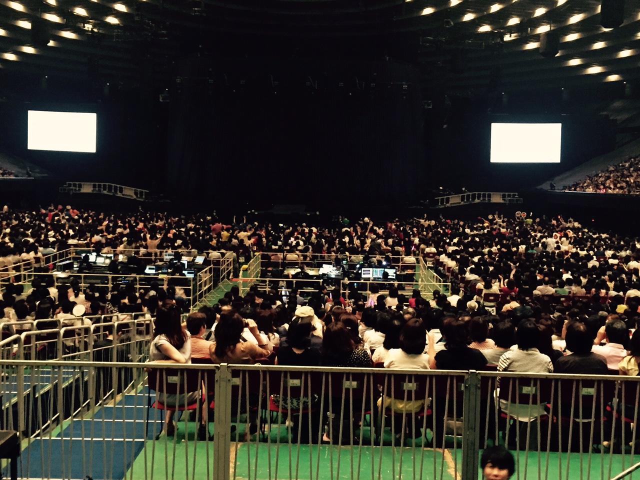 松田聖子 コンサート_c0223630_17403360.jpg