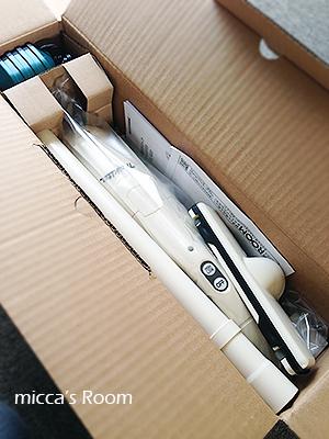 マキタコードレスクリーナーCL102DWを購入しました_b0245038_12044744.jpg