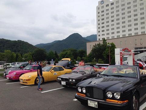 SUPERCAR RALLY CHALLENGE 軽井沢_f0320754_11114933.jpg