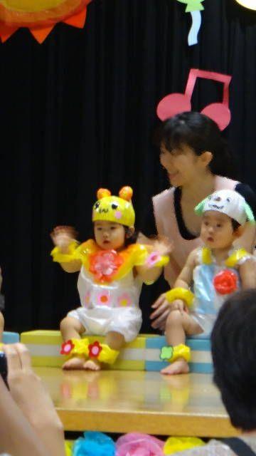 平成27年7月4日保育園の七夕発表会_c0155364_256564.jpg