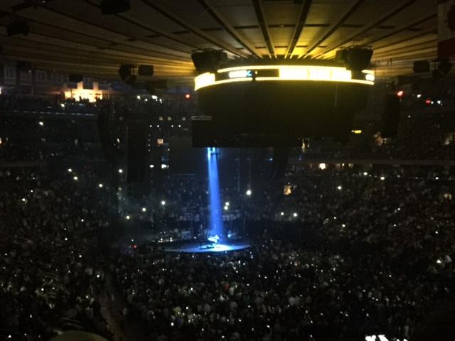 ニューヨーク2「ビリー・ジョエル・コンサート」_c0189469_1645267.jpg