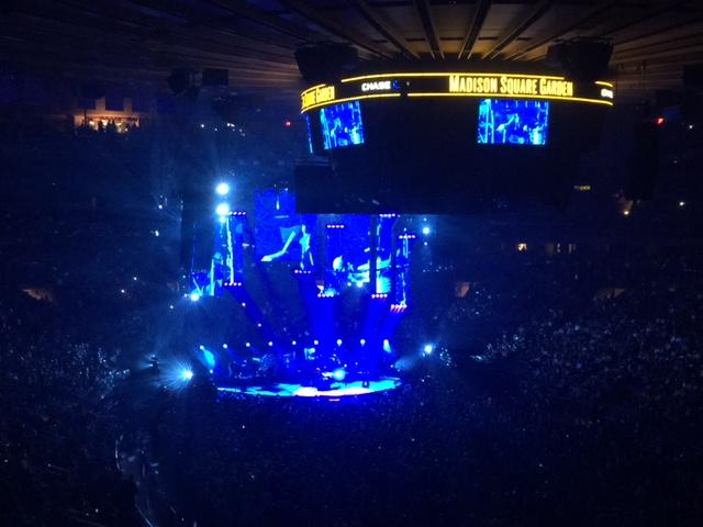 ニューヨーク2「ビリー・ジョエル・コンサート」_c0189469_166594.jpg