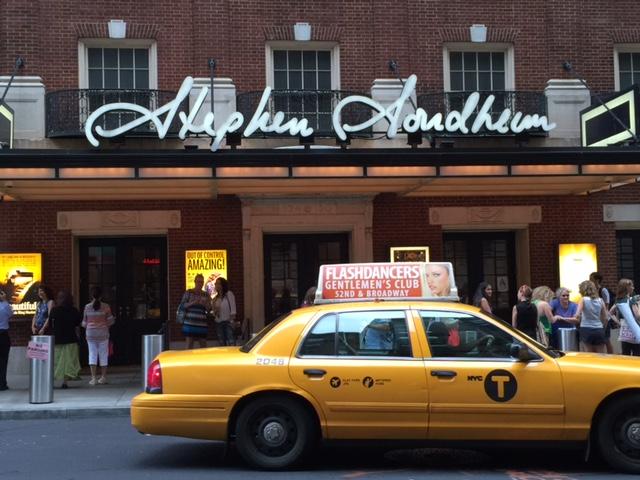 ニューヨーク3 ブロードウェイミュージカル「Beautiful」_c0189469_17192589.jpg